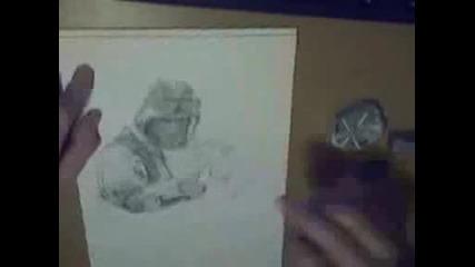 Рисуване на Героя От Call Of Duty 4