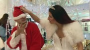 Дядо Коледа ли е много мързелив или Снежанка много работлива? КОЛЕДА идвааааа!!!