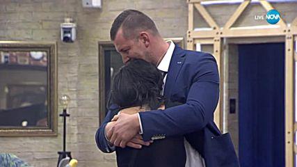 Мъжът до Никита Джонсън влиза в Къщата на Big Brother: Most Wanted