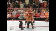 Unforgiven 2005 - Chris Masters Vs. Shawn Michaels