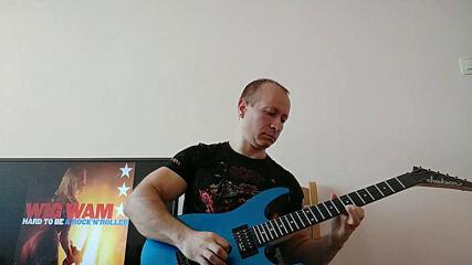 Oki Guitar Player-The Drop...(Wig Wam cover)