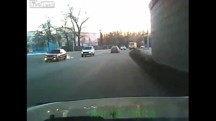 Такава катастрофа може да стане само в Русия !