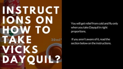 How Often Can You Take Dayquil
