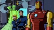 Отмъстителите: Най-могъщите герои на Земята / Отмъстителите и Фантастичната Четворка срещу Д-р Дум