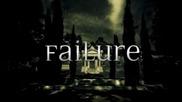 Breaking Benjamin - Failure - official lyric video - превод