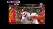 13.06.2010 Сърбия – Гана 0:1 Гол на Асамоа Гиан – Мондиал 2010 Юар