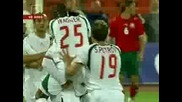 Беларус - България 0 - 1 (бербатов)