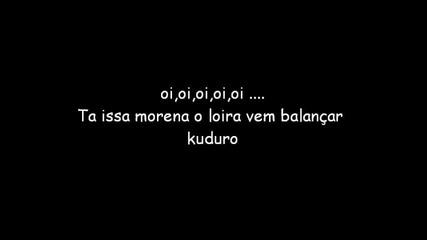 Don Omar Danza Feat. Lucenzo - Danza Kuduro+ tekst