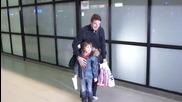 Левски пристигна в София, ще прави лагер в Сандански