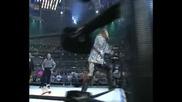 W W F Wrestlemania 17 Крис Джерико с/у Уилям Ригал
