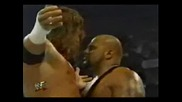 Tazz Vs Triple H