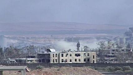 Syria: Syrian Army seize control of Armament School in S. Aleppo