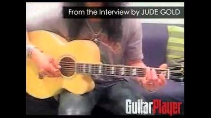 Slash - Paradise City (acoustic)