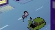 Mr Bean Animaciq - Mr Been si zabravq portmoneto