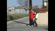 Crips Vs. Bloods Gangsta Homies