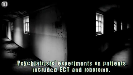 10 - те Най - Зловещи и Изоставени Затвори