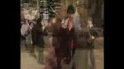 Готини кадри зад кулисите на Хари Потър 4