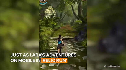 Lara Croft is back but it's not what you think