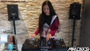 Mia Amare in the Mix Pioneer Xdj-rx New Music Deep House Maylo _ Josh Funny _ Happy