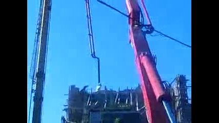 beton pompa - riskovano stabilizirane