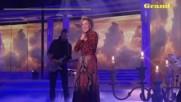 Lepa Brena - Evo zima ce Grand Narodna Tv 2014 - Превод