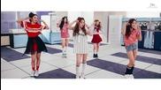 Бг Превод! Red Velvet - Dumb Dumb ( M V )