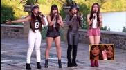 Дали ще впечатлят 4th Impact, Cheryl с хитът на Rihanna, в къщата на съдийте The X Factor 2015