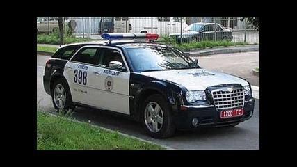 полицията по света