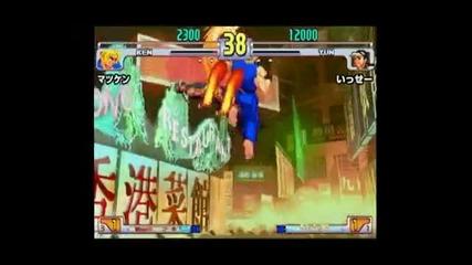 Sfiii - 3rd Strike - Mi - Ka - Do Arcade Dvd - 62 Tournament No.1 [part 10]