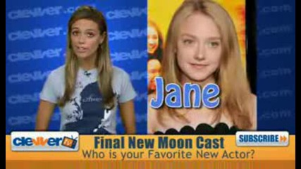 Meet the Wolf Pack Final New Moon Cast Info