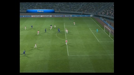 Pes 13 - Гол с рабона