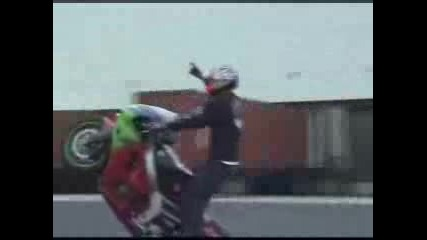 Extreme Mortor Bike Stunts