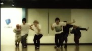 [clip] Beast - Special Official Practice {бг. превод}