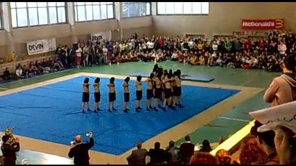 Празник На Гимнастиката 17 - та Група Шампиони