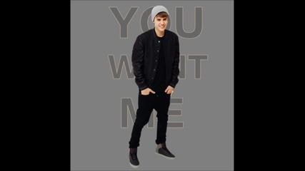 Най-новата песен на Джъстин Бийбър - You Want Me