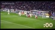 Кристиано Роналдо - 96 метра за 10 секунди ! / H D /