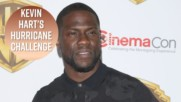 Kevin Hart starts his own Hurricane Harvey Challenge