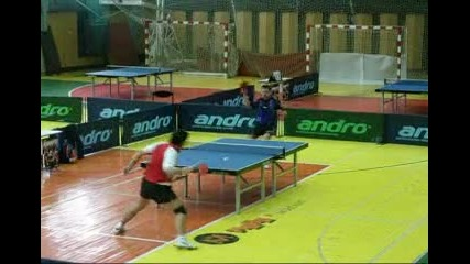 Тенис на маса - открит турнир гр.добрич 08 - 09.05.2010г.