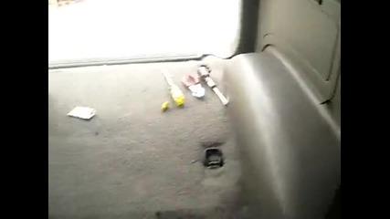 свързване на усилвател и буфер в кола part 3