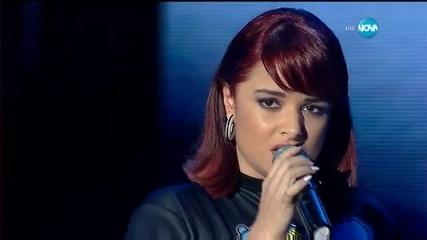 Ева-Мария Петрова - Feeling Good - X Factor Live (19.11.2015)