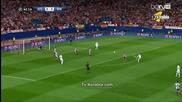 14.04.15 Атлетико Мадрид - Реал Мадрид 0:0 *шампионска лига*