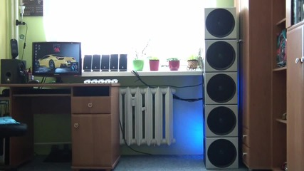 5x Logitech z-2300 Черни на нощ (999darek1)