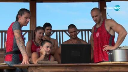 Игри на волята: България (21.09.2020) - част 1: Посланието на отпадналата Ева към ЛОВЦИТЕ