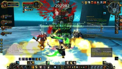 Wow defeating of the lich king [part 2]
