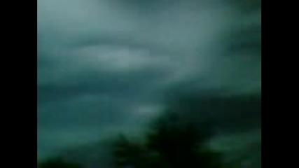 Черно море Буря декември 2007 г., в окото на?