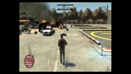 Gta Iv - Super Niko Mod (flying Police Man,super running And Max Health)