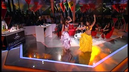 Katarina Grujic - Trbusni ples - GK - (TV Grand 25.06.2014.)