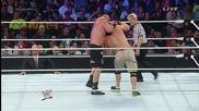 Wwe Summerslam 17.08.2014 Brock Lesnar vs John Cena Wwe World Heavyweight Championship