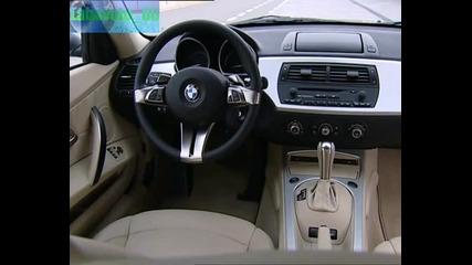 Визия и тест драйв на B M W Z4 Coupe ( High Quality )