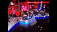 Денислав за Иван:Ако Иван остане ние да си ходим, че той нали прави рейтинга на шоуто - голямо злорадство!!music idol 09.04.08